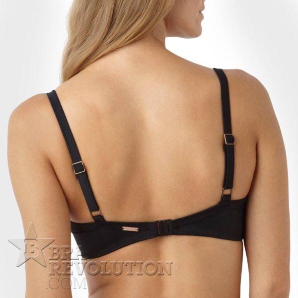 Biustonosz ISOBEL Black SW 0762 z linii Panache Swimwear