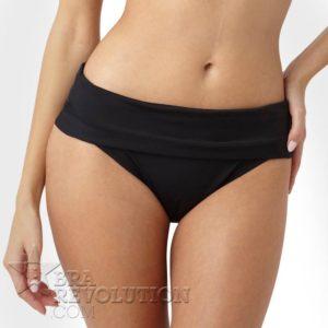 Figi ISOBEL Black SW 0767 z linii Panache Swimwear