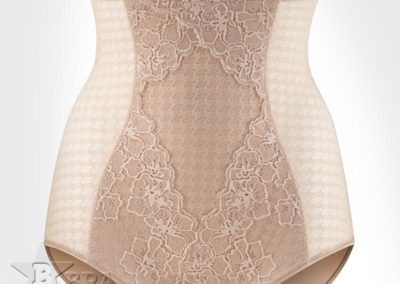 Figi wysokie ENVY Nude 7284 by Panache