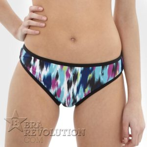 Figi AVRIL Abstract Print CW 0229 Cleo Swim by Panache