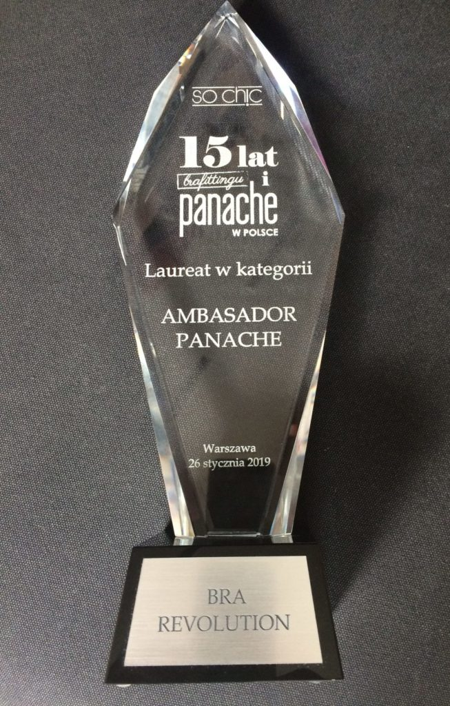 statuetka ambasador Panache